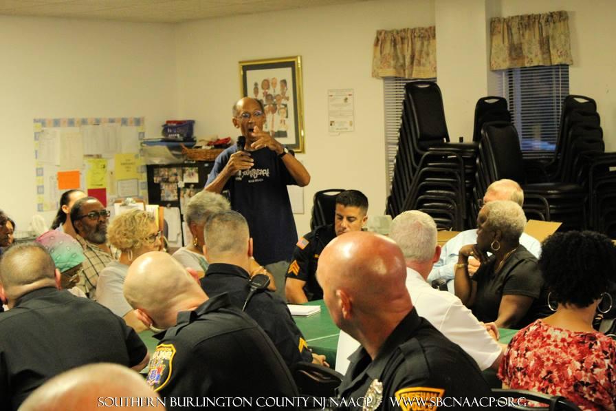 SBC NAACP Police2