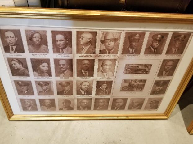 Blacks who held high-ranking Atlantic City positions in the 1930s.